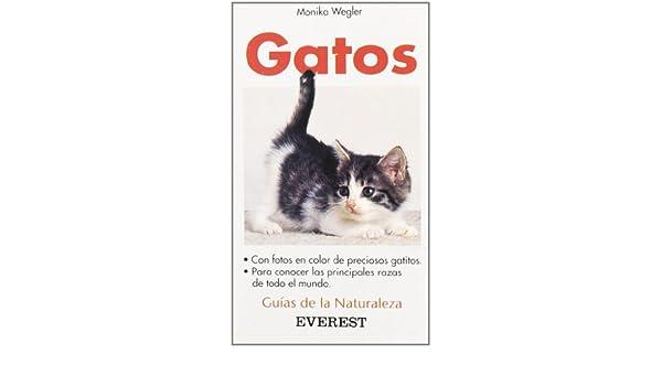 Gatos: Con fotos en color d preciosos gatitos. Para conocer las principales razas de todo el mundo. Guías de la naturaleza de bolsillo: Amazon.es: Wegler ...
