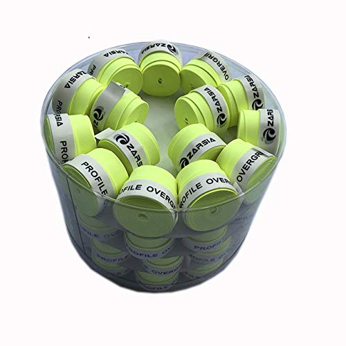 WDWBHK 60 Pecs Sticky Raqueta De Tenis Agarre Viscoso Sudor ...