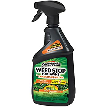Amazon Com Spectracide 10560 Weed Stop For Lawns Plus