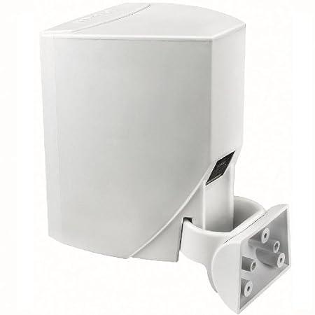 paire de haut-parleur multifonctionnel pour rack et montage mural blanc symbole Magnat Pro 160