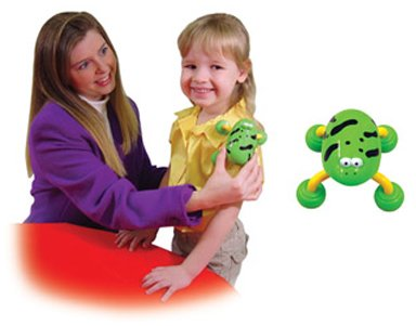 Neck, Back, Body Frog Massager - Super Duper Publications Educational Learning Resource for ()