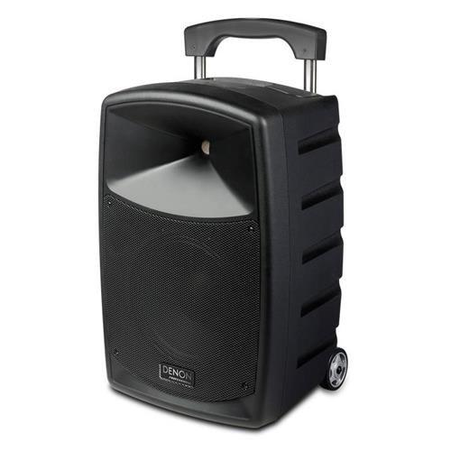 Denon Envoi Portable Ac Battery Powered Pa System Buy