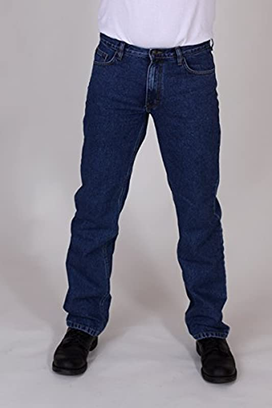 Dżinsy Oklahoma-Jeans R140 stone ROCKY (krÓj 501): Odzież
