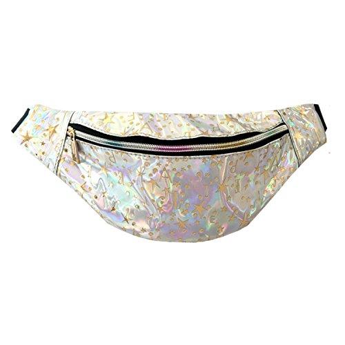 Bag Leather Pouch Letters Women Fanny Stars Fashion Pack Bag Belt Cell Bumbag Meliya Retro PU Stripes Waist Mini Phone Travel q70FwnS4Tx