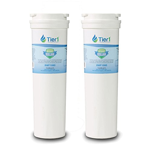 2 Pack Tier1 Fisher & Paykel 836848, 836860 Replacement Refrigerator Water Filter