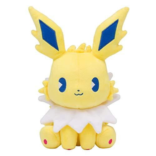 Pokemon Center Original Plush Doll Mix Ole Jolteon (Pokemon Plush Center Bulbasaur)
