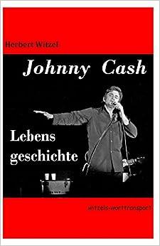 Book Johnny Cash: Lebensgeschichte