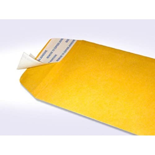 # 7 Coin Brown Kraft Envelopes, Peel & Seal, for Small Parts, Cash, Pack of 50 for cheap