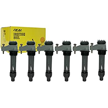 6x Ignition Coil Pack 12632479 Fits GMC Cadillac Chevrolet Buick Pontiac Saturn