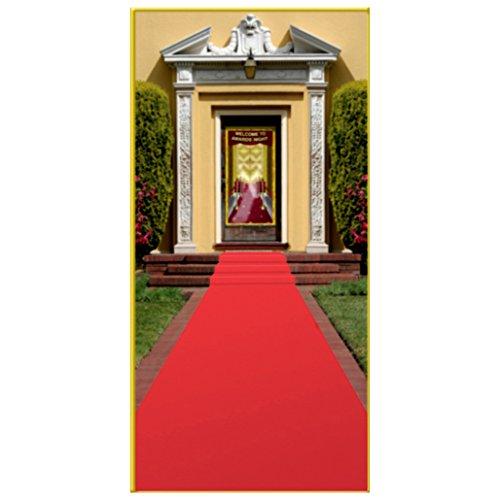 Beistle Company Red Carpet Runner