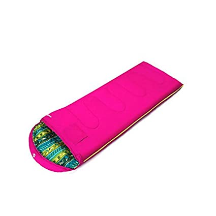 AGOLOD - Saco de dormir impermeable para camping y senderismo (0-10 grados)