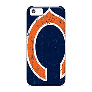 Shock-dirt Proof Chicago Bears Case Cover For Iphone 5c