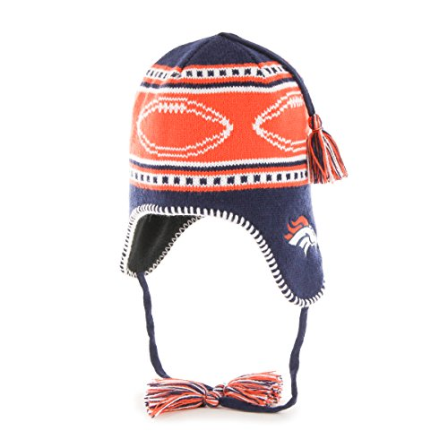 00ec5a5e7 47 Brand provides the quality all true fans desire in their gear. Known for  their.  47 NFL Denver Broncos Kid s Gameday Knit Cap