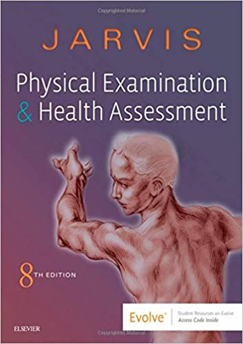 Jarvis - Physical Examination & Health Assessment, 8th Ed.