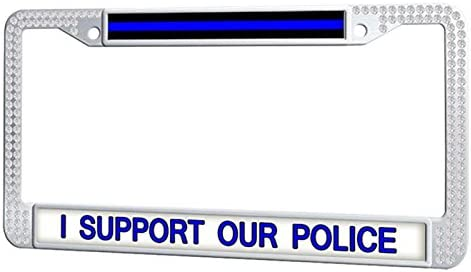 I SELL REAL ESTATE Chrome Heavy Duty Metal License Plate Frame