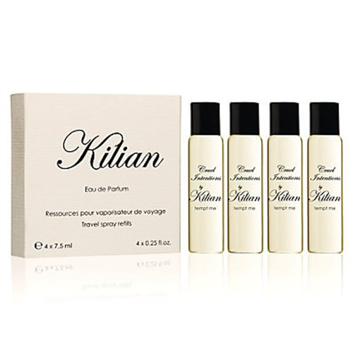 Cruel Intentions By Kilian Tempt Me Travel Refill 4x0.25 Oz Eau De Parfum by Kilian