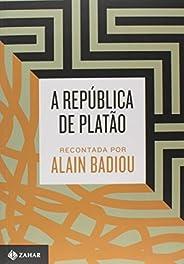 A República de Platão recontada por Alain Badiou