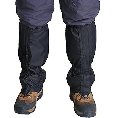 QJ Waterproof Outdoor Hiking Walking Climbing Hunting Snow Legging Gaiters