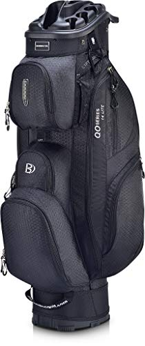 Bennington 2016 Quiet Organizer 14 Lite Cart Bag, Black