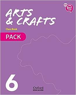New Think Do Learn Arts & Crafts 6. Class Book Pack: Amazon.es: García Abellán, Ana Isabel, Ramírez Cruz, Sergio Andrés, Hearn, Izabella, Godson, Pauline: Libros en idiomas extranjeros