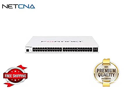 Amazon com: Fortinet FortiSwitch 448D-POE - switch - 48