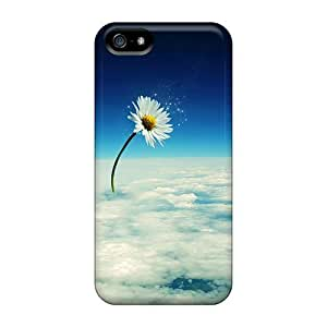 Faddish Lonely Through The Clouds Case Cover For Iphone 5/5s