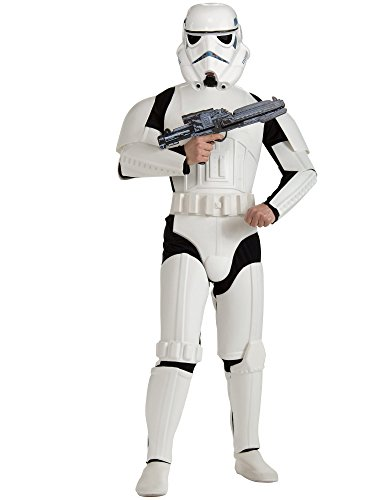 Star Wars Stormtrooper Deluxe Adult Costume, -