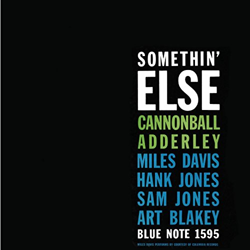 Somethin' Else [LP]
