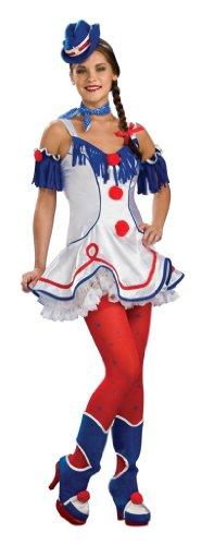 Rodeo Clown Costume (Rubie's Costume Rodeo Clown Costume, Standard)