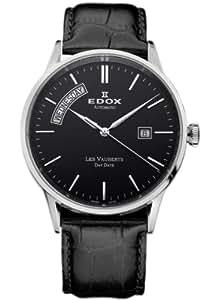 Edox Men's 83007 3 NIN Les Vauberts Automatic Watch