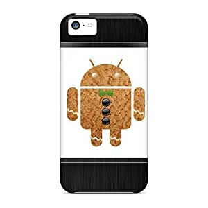 Dana Lindsey Mendez Snap On Hard Case Cover Android Ginger Bread Protector For Iphone 5c