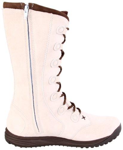 Teva Vero Boot WP W's 8899 - Botas fashion de cuero para mujer Blanco (Weiss/gray morn)