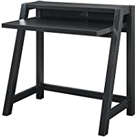 Convenience Concepts Newport Lilly Desk, Black