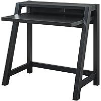 Convenience Concepts Newport Lilly Desk, Black