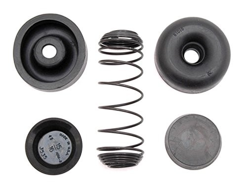 ACDelco 18G1 Professional Rear Drum Brake Wheel Cylinder Repair Kit with Spring, Boots, and Caps ()