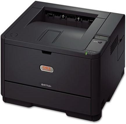 OKI Data B412dn 35ppm Monochrome Printer 62444301
