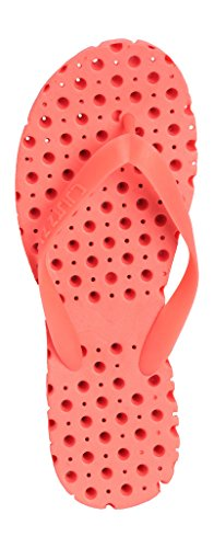 4 Style Colors Cheese Flipflops Red Thong Womens Pink In Bright Beach Sandal Neon Chazzi PEg8wx