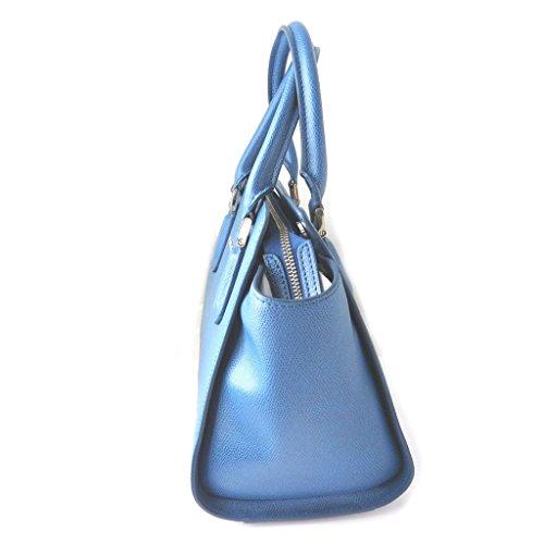 Borsa in pelle 'Gianni Conti'blu - 33x26.5x16 cm. Nicekicks Venta Almacenar El Precio Barato Tienda Online De Venta La Cantidad De Línea Tienda De Venta Barata rB4m4xExu