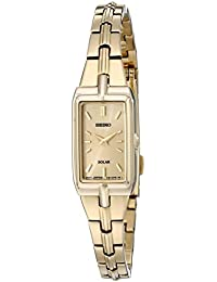 Womens SUP276 Analog Display Analog Quartz Gold Watch