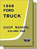 THE BEST 1968 FORD TRUCK REPAIR SHOP & MAINTENANCE MANUAL - SERVICE Covers F-100 F-250 F-350 F-series To 1000, B, C, CT, N, NC, P, and T series 100 thru 8000