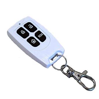 ☆Mando Distancia Alarma Hogar RC201A. Compatible AZ017 ...