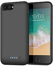 Kilponene Battery Case for iPhone 6 Plus/6s Plus/7 Plus/8 Plus -【2019 Newest Version】8500mAh Charging Case Battery for iPhone 6 Plus/6s Plus/7 Plus/8 Plus Rechargeable Battery Backup Case 5.5 inch