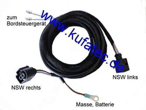 Kufatec Kabelsatz Nebelscheinwerfer