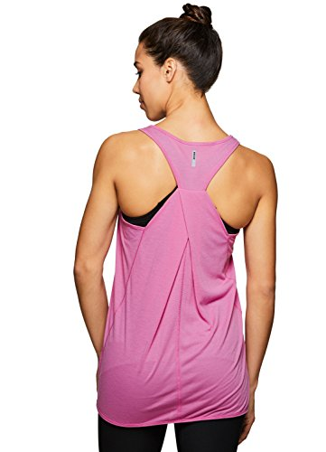 RBX Active Women's Yoga Workout Tank Top Spring Pink M