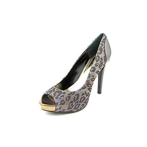 Tacco Di Con 75 Leopard Donna Scarpe Giselle Taglia Falchi gqxHC8w8