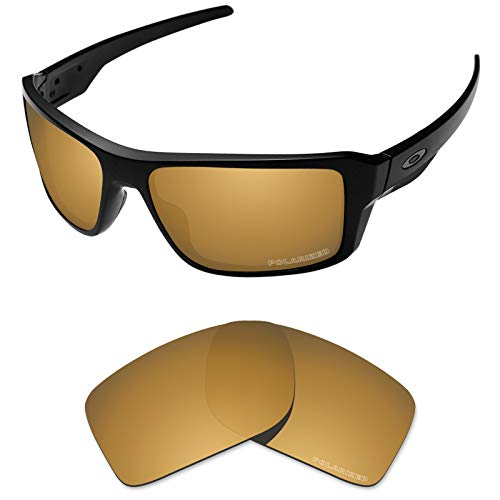 Tintart Performance Lenses Compatible with Oakley Double Edge Polarized Etched-Tungsten ()