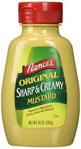 Nance's Mustard Sharp & Creamy - 10 ()