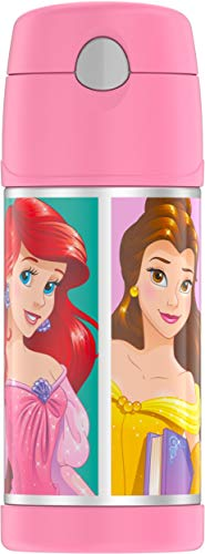 - Thermos Funtainer 12 Ounce Bottle, Disney Princesses