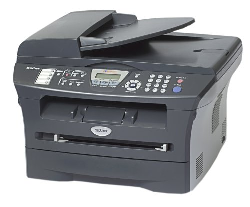 Brother MFC-7820N 5-in-1 Network Monochrome Laser Multifunction (Fax Multifunction Center)