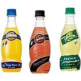 サントリー オランジーナ・ハニーレモンジーナ・プルミエルージュ 420ml セット 3種各8本 24本 飲み比べセット